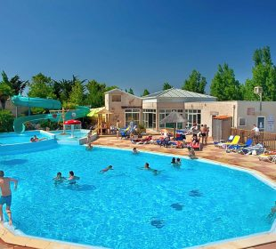 Vendée campsite with indoor pool