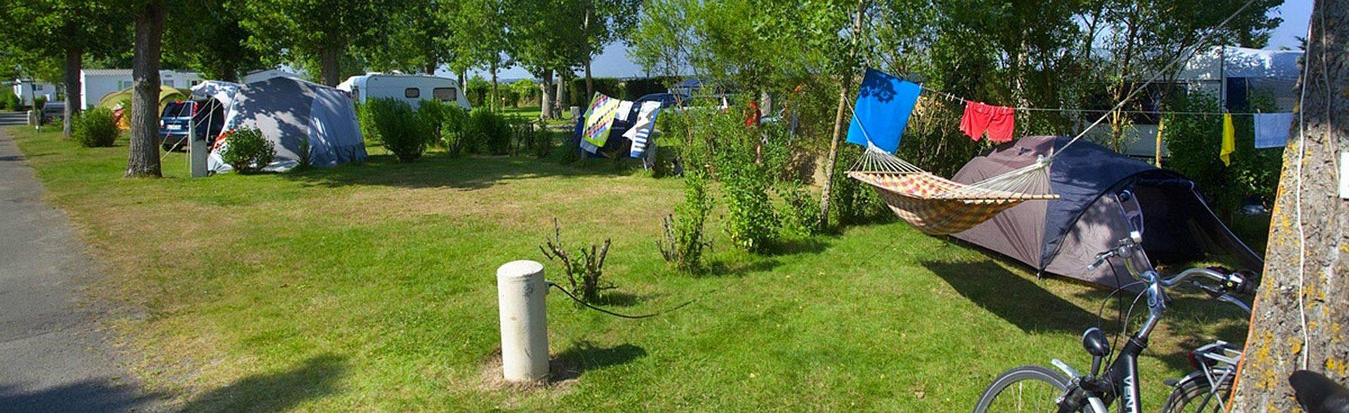 emplacement camping en vendée