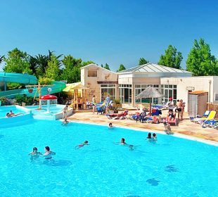 Vendée campsite with pool