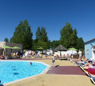 camping familial en vendée avec piscine