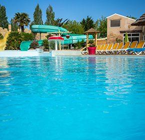 piscine camping Bois Soleil