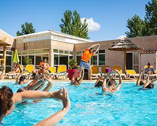 camping vendée avec piscine