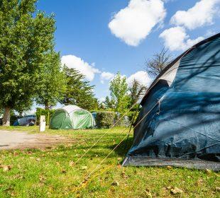 emplacement tente sables d'olonne